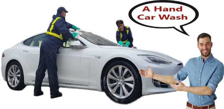 how to start a hand car wash business