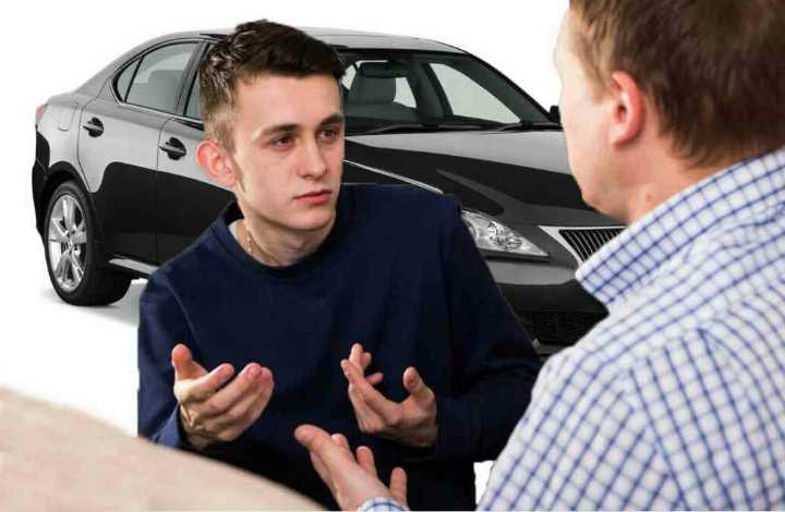 how to buy a car as a teenager
