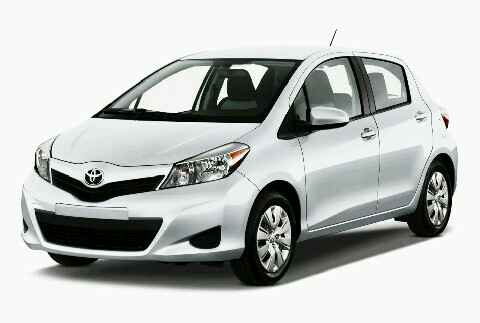 low fuel consuming toyota car