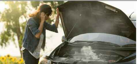 how to stop a car from overheating while driving