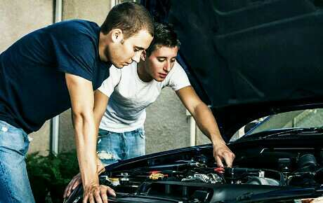 Things to ask and check when buying a used car
