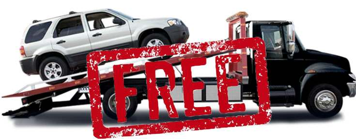 how to get your car out of impound for free