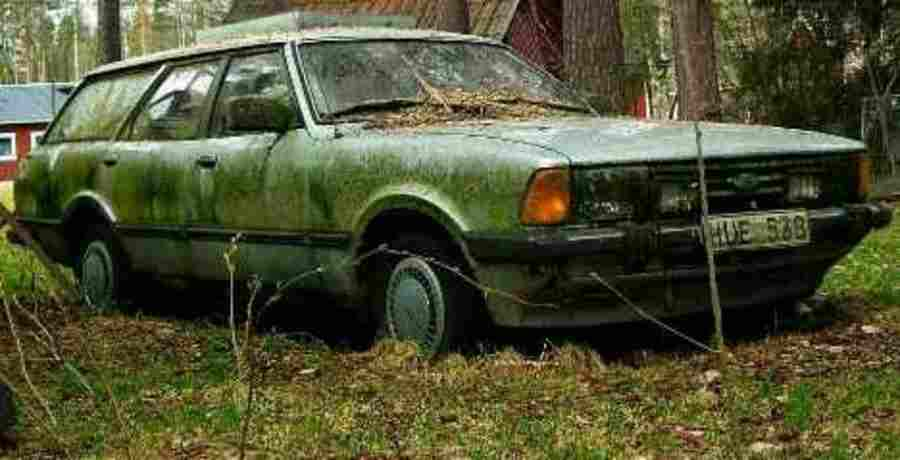 what to do with old car