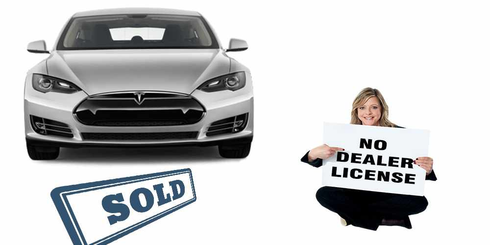 How to buy and sell cars without a dealers license