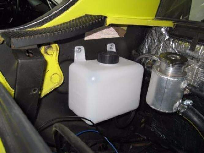 how much coolant does my car need when empty