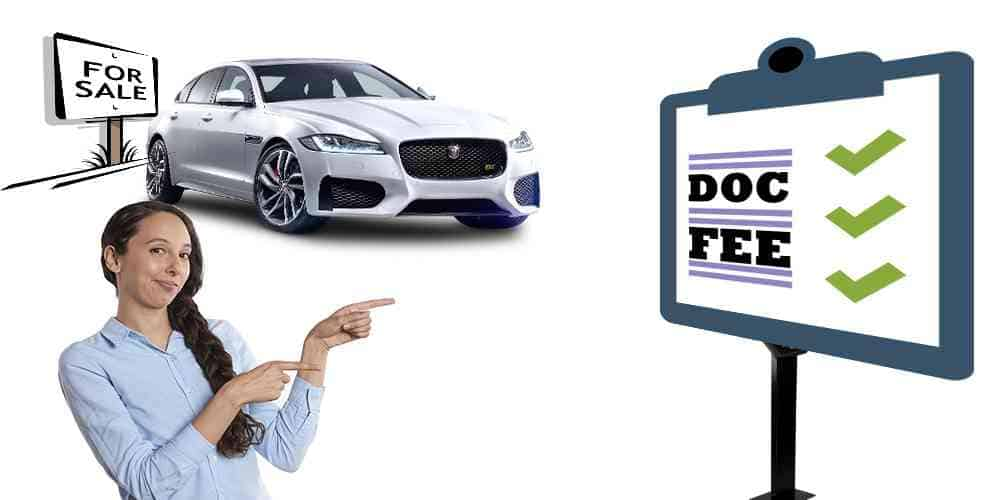 what is doc fee on new car