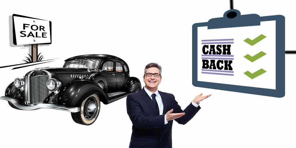 What Does Cash Back Mean When Buying a Car