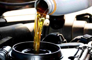 can you use oil in engine gearbox