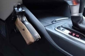Can you carry a gun in your car