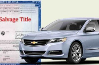 Why would a car have a salvage title