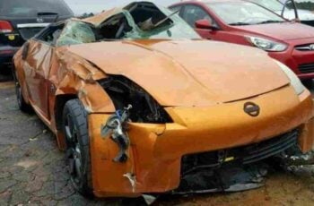 What happens if your car is a write off